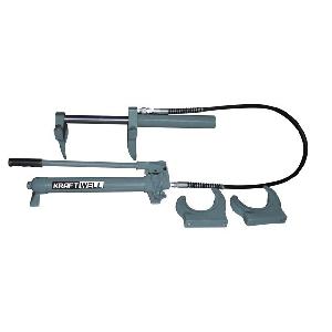 [KRWSCM]  KraftWell (КНР) Съемник для демонтажа/монтажа (стяжки) пружин универсальный