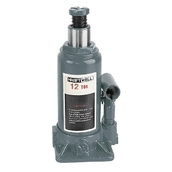 Домкрат бутылочный г/п 12 т. гидравлический  KraftWell KRWBJ12