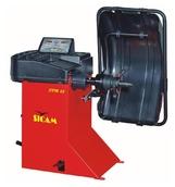 Балансировочный станок стенд Sicam-Bosch SBM55NW с ручным вводом параметров