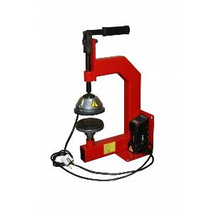 [Микрон - Т]  Сибек (Омск) Вулканизатор с ручным приводом и таймером