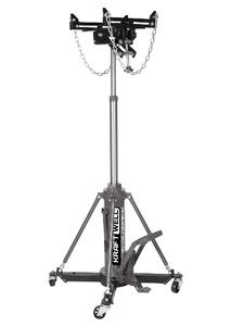 Трансмиссионная стойка гидравлическая г/п 1 т. KraftWell KRWTJ10