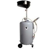 1803.65 APAC Установка для слива масла/антифриза с круглой подъемной ванной, мобильная