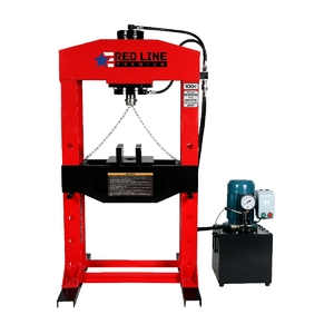 Пресс 100 т. c электрогидравлический Red Line Premium RHP100E