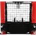 Напольный гидравлический пресс 30 т с ручным и пневматическим приводом Red Line Premium RHP30A