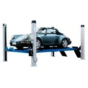 [430BL(OMA522BL)]  Werther-OMA (Италия) Подъемник четырехстоечный г/п 4000 кг. платформы для сход-развала
