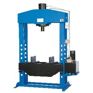 Пресс 50 т. электрогидравлический (с электроприводом) Werther-OMA PRM50(OMA665)