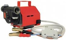 Насос для перекачки дизельного топлива солярки воды 12в 24в вольт Adam Pumps PB 1