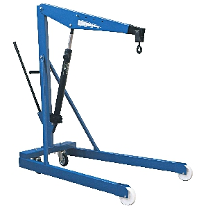[W141(OMA574)]  Werther-OMA (Италия) Кран нескладной г/п 1000 кг. двухтактный