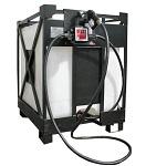 Персональная АЗС Мини Мобильный топливный модуль для дизтоплива