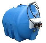 Персональная АЗС Lite Мобильный топливный модуль для дизельного топлива 3т