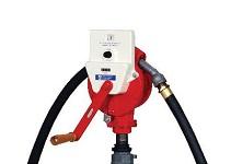 Fill-Rite 112CL насос ручной со счетчиком для перекачки бензина авиационного керосина