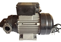 Насос для перекачки дизельного топлива Petroll Helios 100 220 в 110 л/м