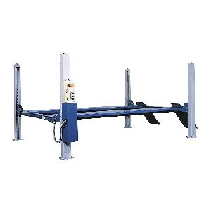 [450N/5(OMA526C)]  Werther-OMA (Италия) Подъемник четырехстоечный г/п 5000 кг. платформы гладкие