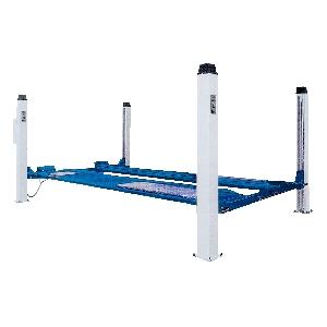 [450AT/5(OMA526BL5)]  Werther-OMA (Италия) Подъемник четырехстоечный г/п 5000 кг. платформы для сход-развала