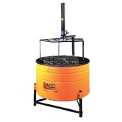 Ванна для проверки колес на герметичность с пневмоприводом Lamco VL16