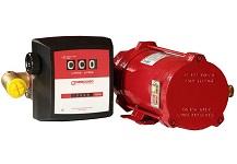Gespasa SAG-800 насос для перекачки бензина керосина