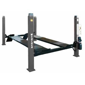 [450AT(OMA526B)_grey]  Werther-OMA (Италия) Подъемник четырехстоечный г/п 4000 кг. платформы для сход-развала
