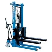 [206/M]  OMCN (Италия) Штабелер гидравлический г/п 1000 кг.