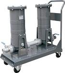 Gespasa Mobil filtering kit FG 300х2 сепаратор для очистки дизельного топлива бензина керосина