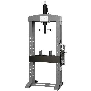 [PR10/PM(OMA651B)_grey]  Werther-OMA (Италия) Пресс 10 т. с ручным приводом