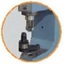 Станок для наклепки накладок на тормозные колодки (пневмо) Comec C300