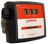 Счетчик расхода учета дизельного топлива Gespasa MG 80А