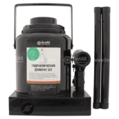 Гидравлический бутылочный домкрат 50т БАК (1 клапан)