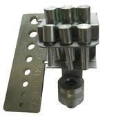 Комплект пуансонов для гидравлического пресса ae&t TPP T61204M, T61210M, T61212M, T61212F, T61220M, T61220F
