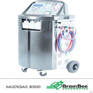 Оборудование для заправки автокондиционеров Brain Bee CLIMA 8500 R1234