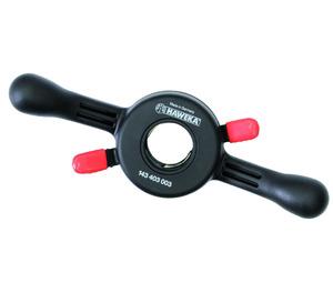 Гайка быстросъемная с прижимной чашкой и резин кольцом, 40х3мм HAWEKA 124 403 004