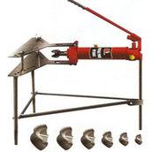 Трубогиб ручной гидравлический 12т горизонтальный Big Red TRM3003-3