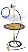 Нагнетатель масла и густой смазки из бочки пневматический HG-77220 AE&T