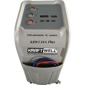 Оборудование для заправки автокондиционеров KraftWell KRW134A Plus