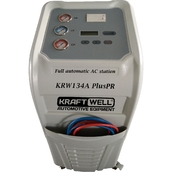 Оборудование для заправки автокондиционеров KraftWell KRW134A PlusPR