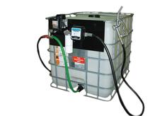 Персональная АЗС Мобильный топливный модуль для дизельного топлива мини АЗС
